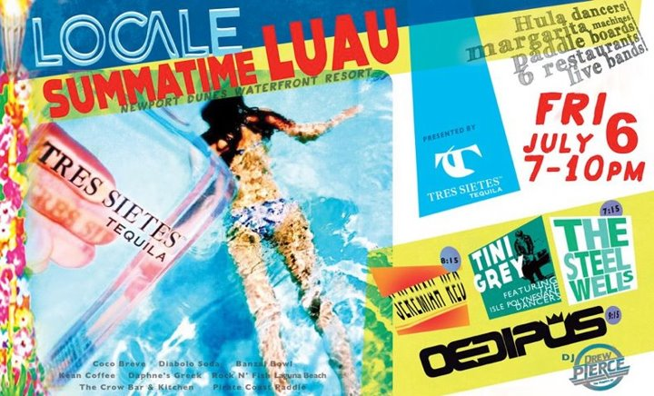 Locale Magazine SummaTime Luau